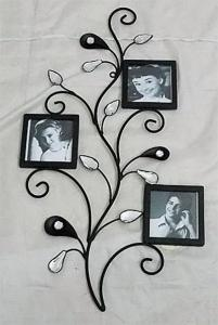 Stylish Metal Photo Frame