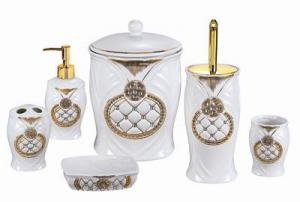 Modern Ceramic Bathroom Set